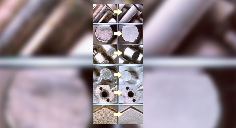 Microstrahl-Technologie-Anwenderbeispiele