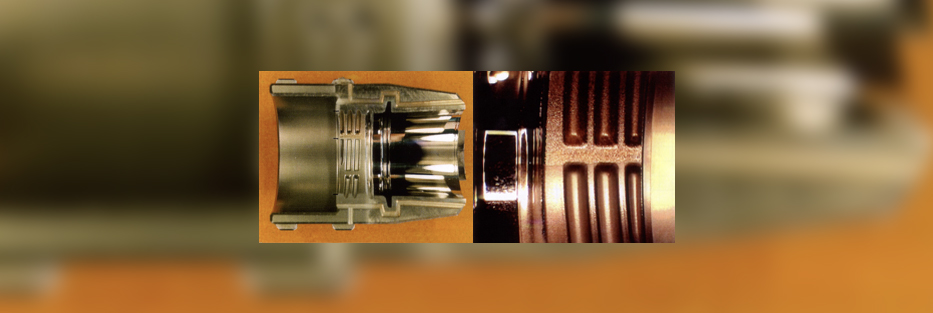 Microstrahl-Technologie-Gewindeschieber