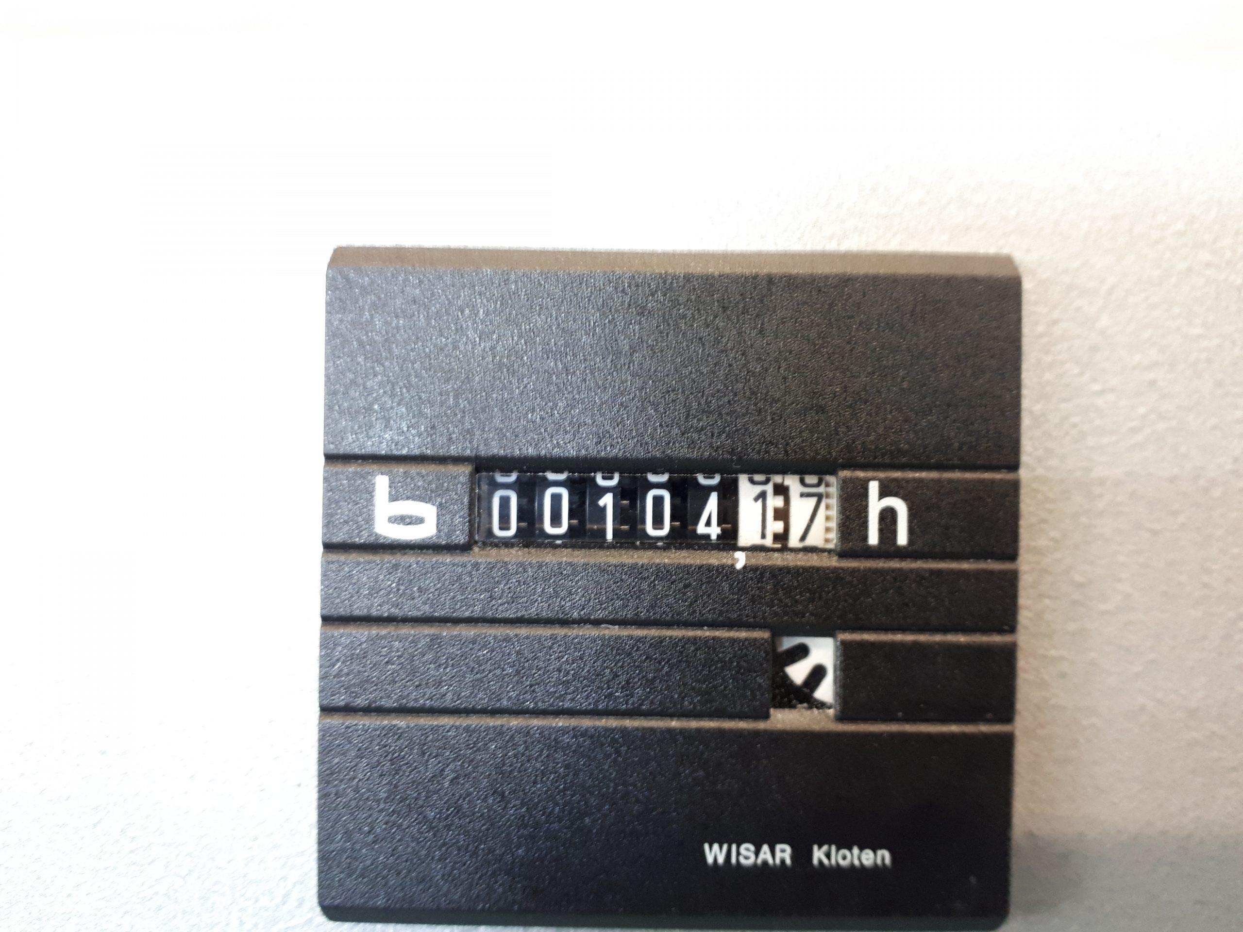 Micropeen 950 ZP Gebrauchtanlage