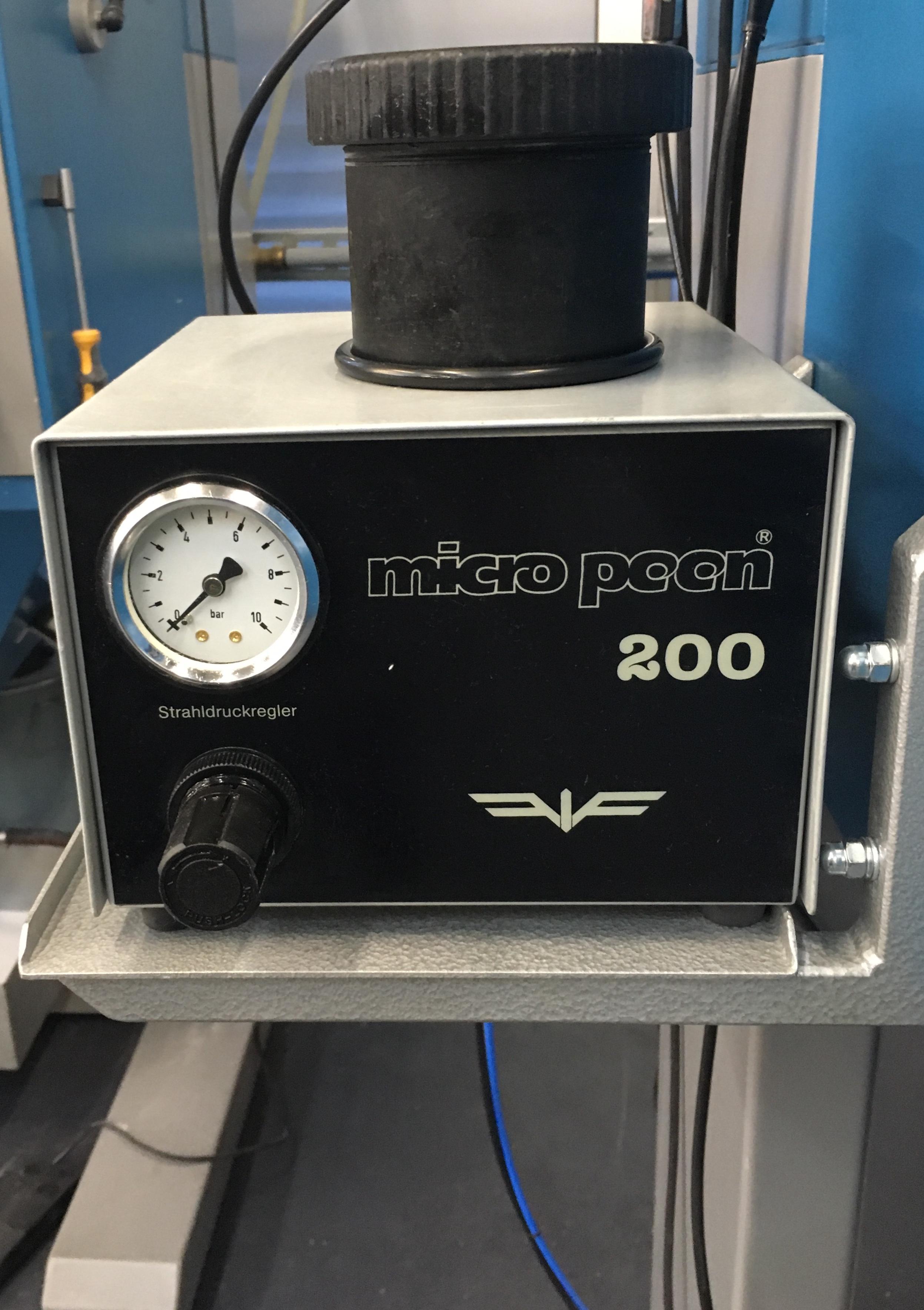 Micropeen 200 Gebrauchtanlage